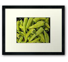 Hotties Framed Print