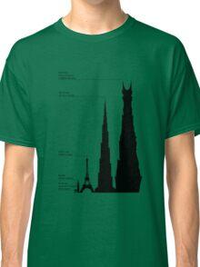 Towering Sauron Classic T-Shirt