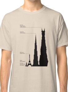 Towering Sauron Classic T-Shirt