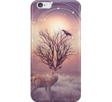 In the Stillness iPhone Case/Skin