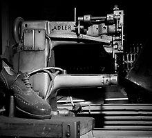Adler Shoes by AlMiller