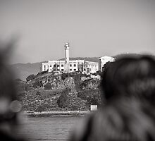 All eyes on Alcatraz - USA by Norman Repacholi