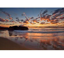 Main Beach - South West Rocks Photographic Print