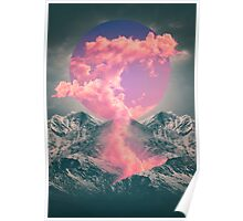 Ruptured Soul (Volcanic Clouds) Poster