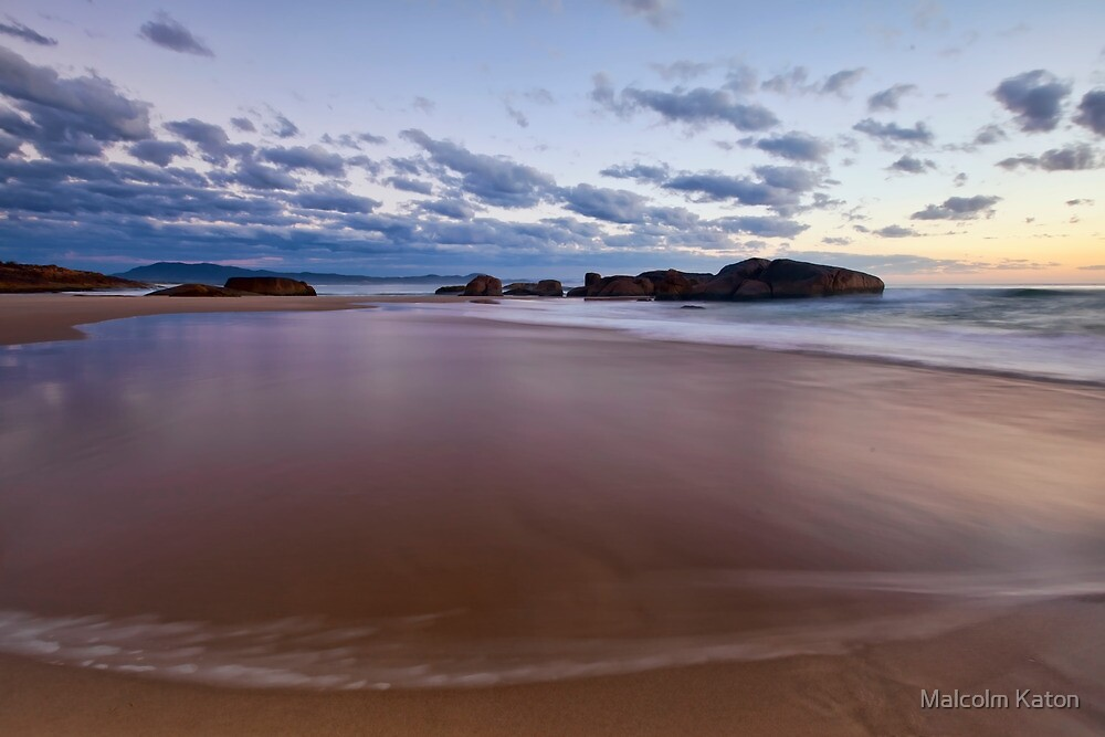 South West Rocks by Malcolm Katon