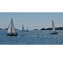 Narragansett Bay Entrance Photographic Print