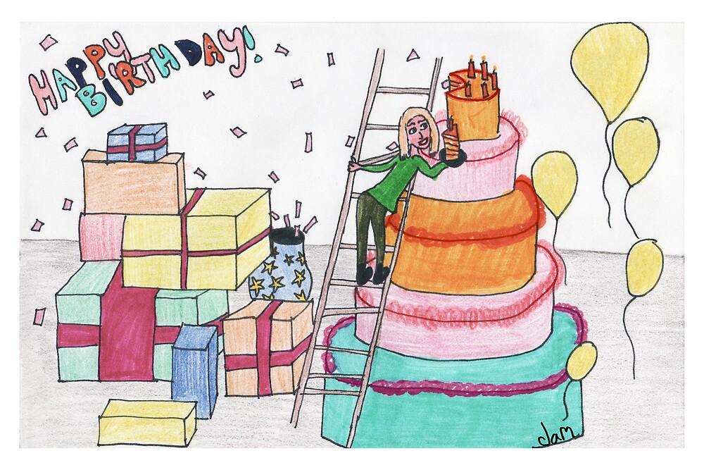 Happy Birthday by songbird18