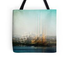 Echoes of Industry Tote Bag
