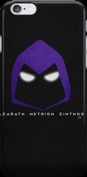 Azarath Metrion Zinthos by almn