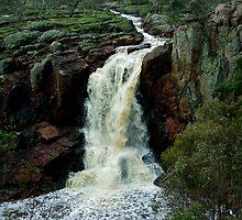 Nigretta Falls by hurky