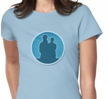 Johnlock Womens Fitted T-Shirt