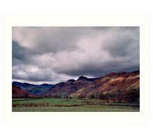 Lake District 1 Art Print
