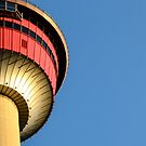 Calgary Tower by Roxanne Persson