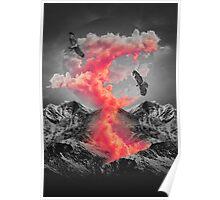 Burn Brighter In the Dark  Poster