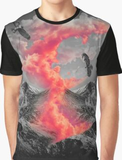 Burn Brighter In the Dark  Graphic T-Shirt