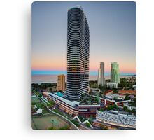 The Oracle - Gold Coast Canvas Print
