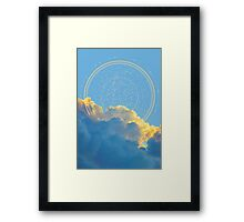Create Your Own Constellation Framed Print