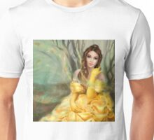 Princess in the forest Unisex T-Shirt