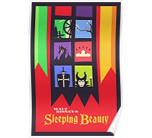 Walt Disney's Sleeping Beauty Poster