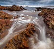 Rush at the Edge of the World by Martin Canning