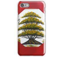 The Lebanon Cedar iPhone Case/Skin