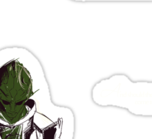 Amonkira. Lord of Hunters.   Sticker