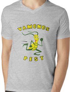 Vamonos Pest Control Mens V-Neck T-Shirt