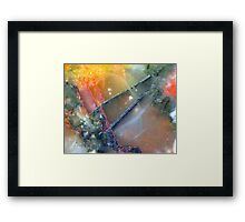 Unparallelled Framed Print
