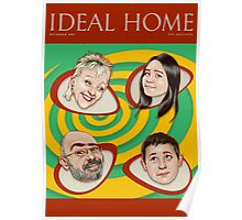 Ideal Home : Family Portrait Poster