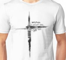 SPN - Wish I Couldn't Feel A Damn Thing Unisex T-Shirt