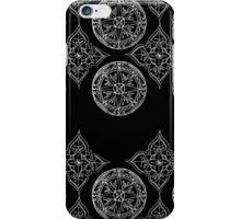 Compass & mandala iPhone Case/Skin