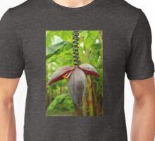 A Banana Flower Spike Inflorescence Unisex T-Shirt