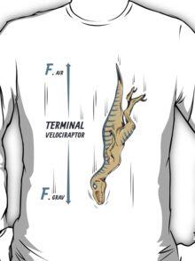 Terminal Velociraptor T-Shirt