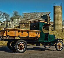 1923 Ford Model TT 1-Ton Truck by TeeMack