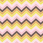Retro {chevron pattern} by sweettoothliz