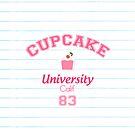 Cupcake University by sweettoothliz