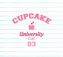 Cupcake University by sweettoothliz