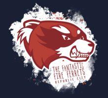The Fantastic Fire Ferrets Kids Tee