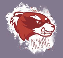 The Fantastic Fire Ferrets Kids Clothes