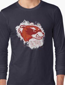The Fantastic Fire Ferrets Long Sleeve T-Shirt