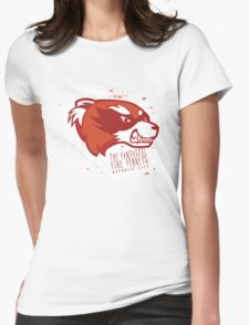 The Fantastic Fire Ferrets Womens Fitted T-Shirt