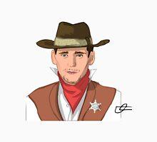 Tom Hiddleston - Western Cowboy Unisex T-Shirt