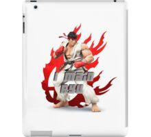 I MAIN RYU iPad Case/Skin