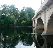 bridge in niles michigan by wolf6249107