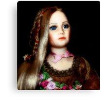 O, You Beautiful Doll Canvas Print