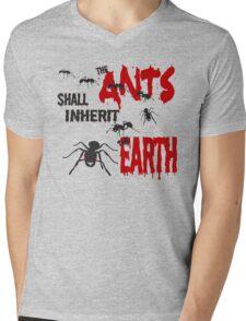 B movie Mens V-Neck T-Shirt