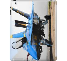 Blue 6 iPad Case/Skin