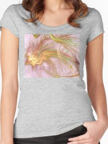 Wispy Willow Women's Fitted Scoop T-Shirt