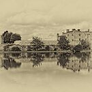 Leeds Castle Nostalgic by Chris Thaxter