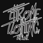 Official Chrome clothing design tee by Chrome Clothing